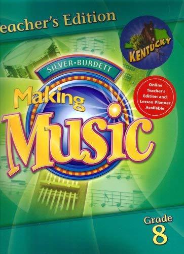 9780382365980: Making Music Grade 8 (Teacher's Edition) Part One