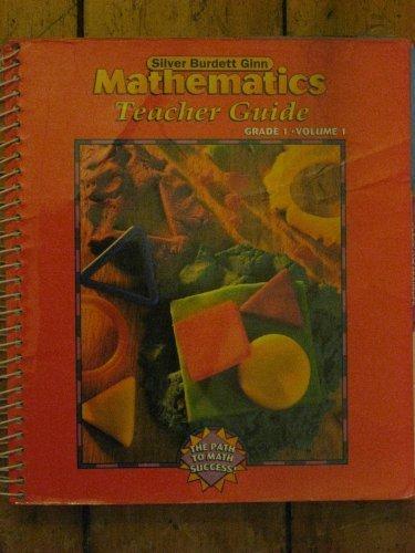 9780382370120: Silver Burdett Ginn Mathematics: Grade 1 - Volume 1
