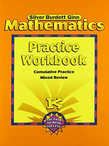 9780382372872: SBG MATH PRACTICE WORKBOOK GRADE K