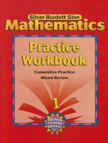Silver Burdett Ginn Mathematics, Grade 1: Practice: SILVER BURDETT