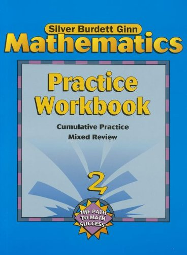 9780382372896: MATHEMATICS Practice Workbook 2 - Cumulative Practice / Mixed Review