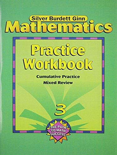 9780382372902: Mathematics, Practice Workbook, Cumulative Practice, Mixed Review, Grade 3