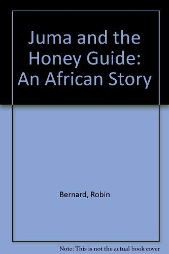 9780382391637: Juma and the Honey Guide: An African Story