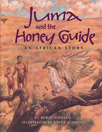 9780382391644: Juma and the Honey Guide: An African Story