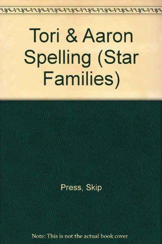 9780382391798: Tori & Aaron Spelling (Star Families)