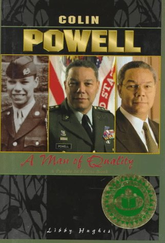 9780382392603: Colin Powell: A Man of Quality