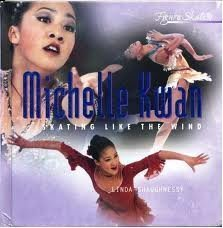 9780382394461: Michelle Kwan: Skating Like the Wind (Figure Skaters)