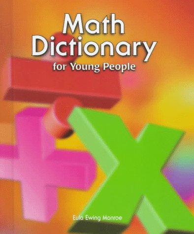 9780382396298: Math Dictionary for Young People
