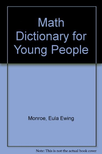 9780382396311: Math Dictionary for Young People