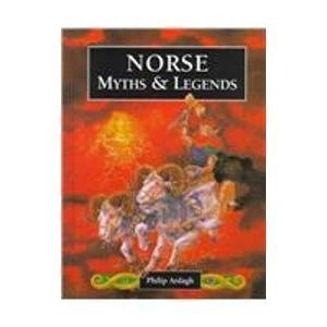 9780382399947: Norse Myths & Legends: As Told by Philip Ardagh ; Illustrated by Stephen May