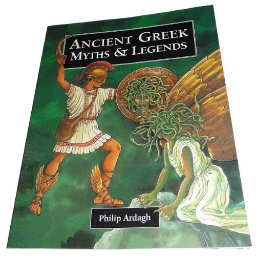 9780382399978: Ancient Greek Myths & Legends