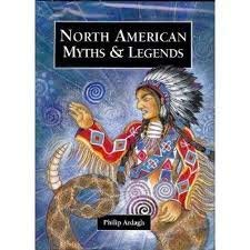 9780382399992: North American Myths & Legends