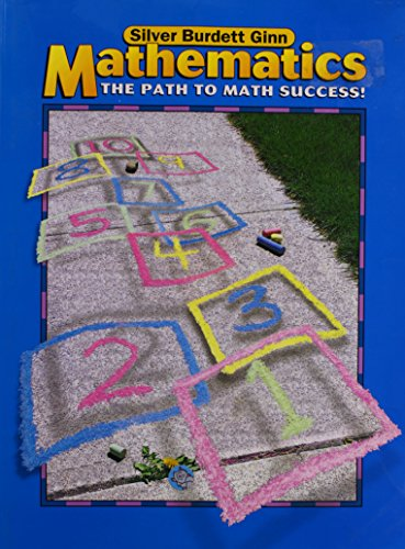 9780382401176: Silver Burdett Ginn Mathematics: The Path to Math Success! Grade 2