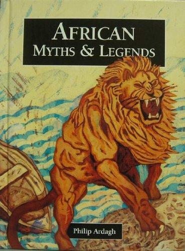 9780382420009: African Myths & Legends