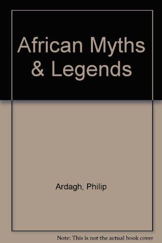 9780382420016: African Myths & Legends