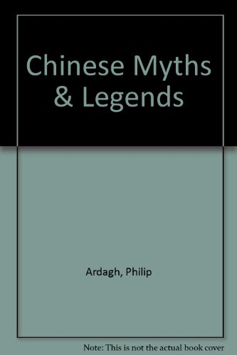 9780382420085: Chinese Myths & Legends