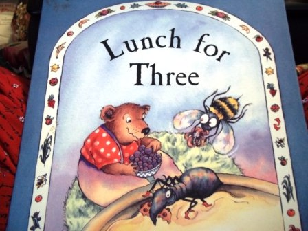 Lunch for Three (Voyages Series): Coral Tulloch