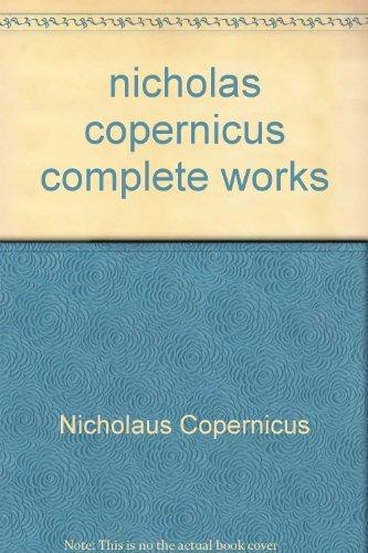 On the Revolutions : Manuscript Volume I: Copernicus, Nicolaus