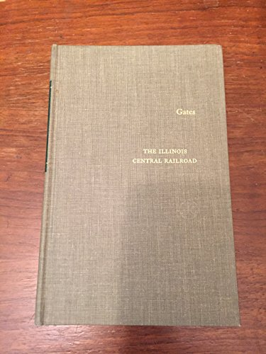 9780384177109: Illinois Central Railroad and Its Colonization Work