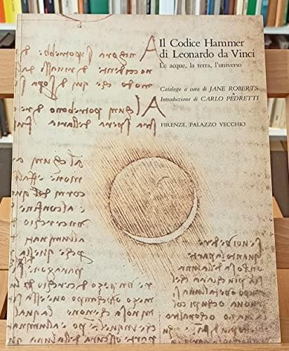 codex hammer of leonardo da vinci the waters the earth the universe