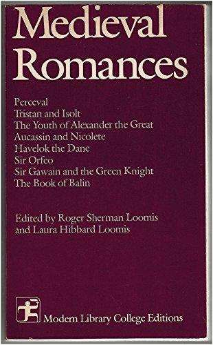9780384336100: Medieval Romances