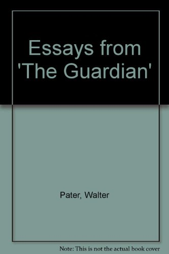 9780384450905: Essays from 'The Guardian'