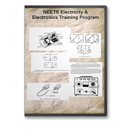 9780384940031: NEETS Electricity and Electronics Training Complete 24 Volume Set on CD
