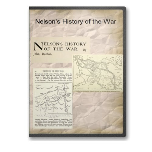 9780384942677: Nelson's History of the War 24 Volumes - World War 1 Book Collection