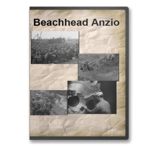 9780384946316: Beachhead Anzio WWII Documentary
