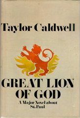 9780385000420: Great Lion of God.