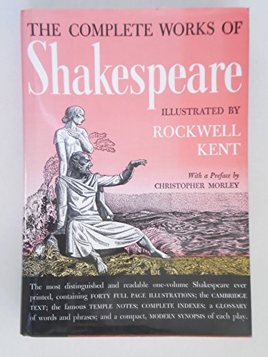 Complete Works of Shakespeare: Shakespeare, William