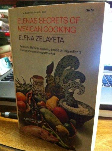 9780385001977: Elena's Secrets of Mexican Cooking