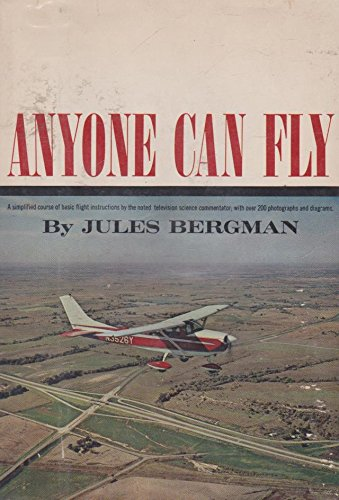 9780385002783: Anyone can fly