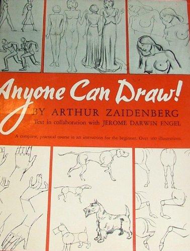 9780385002943: Anyone Can Draw