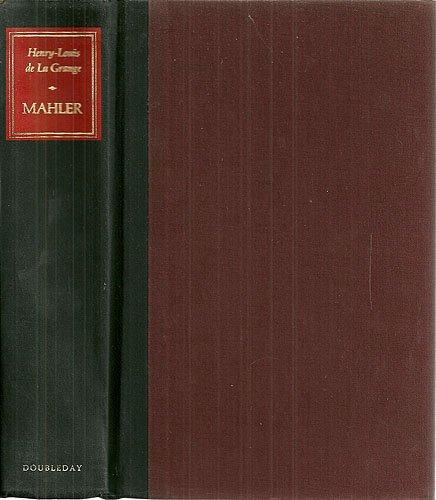 Mahler: La Grange, Henry-Louis
