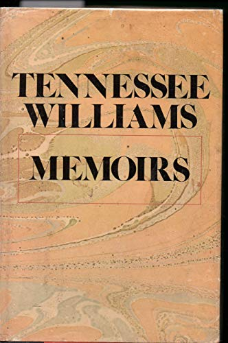 9780385005739: Tennessee Williams: Memoirs