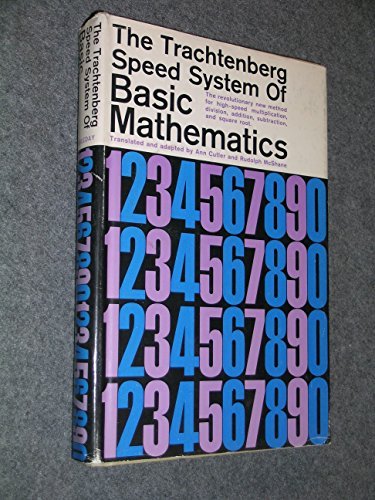 9780385005814: The Trachtenberg Speed System of Basic Mathematics
