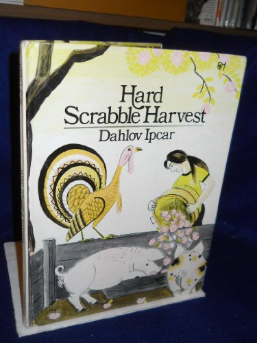 9780385007696: Hard Scrabble Harvest