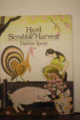 9780385007771: Hard Scrabble Harvest
