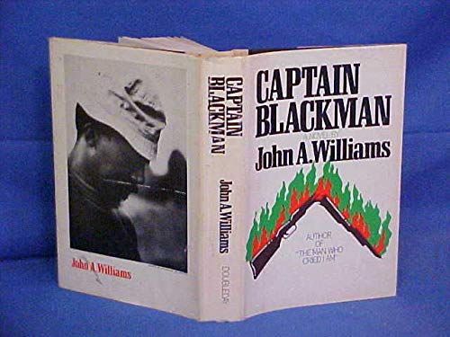 9780385008556: Captain Blackman