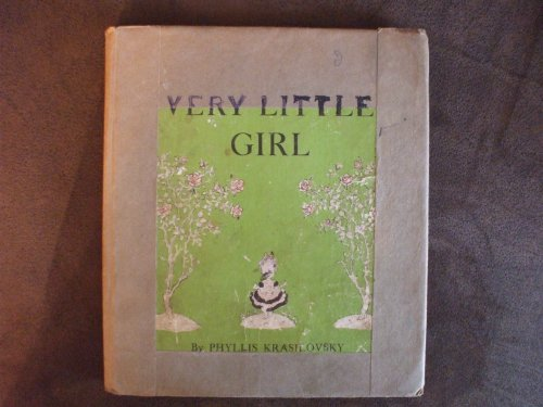 9780385009560: The Very Little Girl