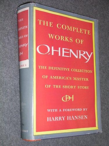 Complete Works of O. Henry: O. Henry; Sydney