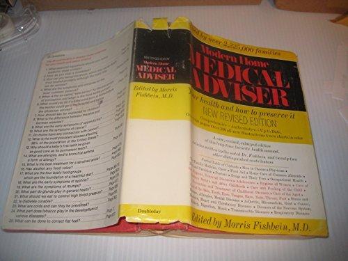 Modern Home Medical Adviser.: Fishbein, Morris