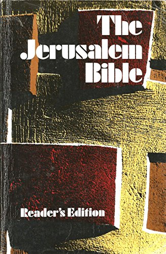 9780385011563: The Jerusalem Bible