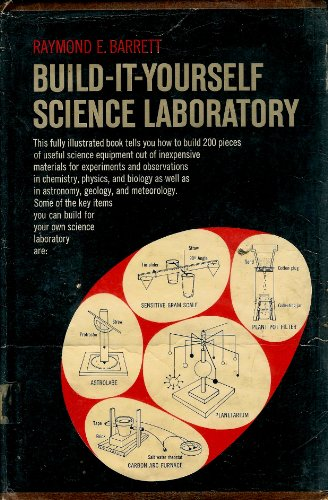 9780385011945: Build-It-Yourself Science Laboratory.