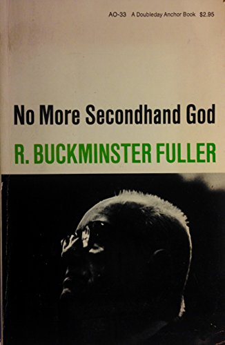 Stock image for NO MORE SECONDHAND GOD for sale by Gian Luigi Fine Books