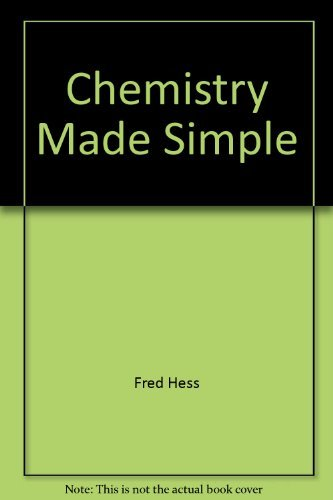 9780385012072: Chemistry Made Simple - A Comprehensive Course for Self-Study and Review