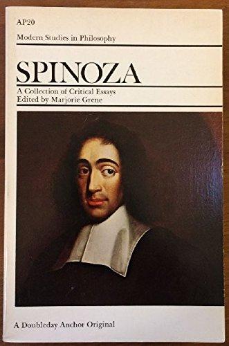 9780385012164: Spinoza