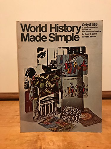 9780385012201: World History Made Simple