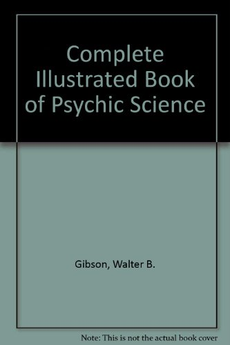 9780385012829: Complete Illustrated Book of Psychic Science